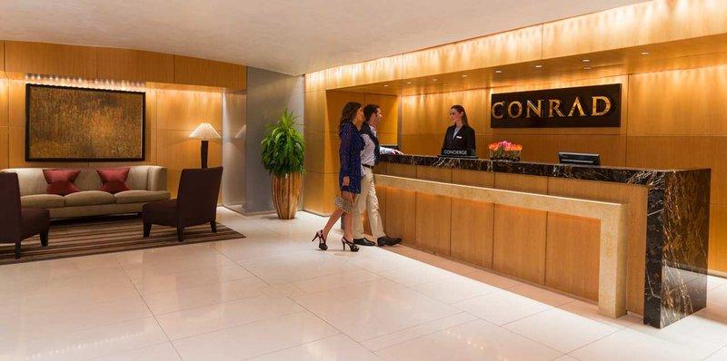 Conrad Miami By Hilton Miami Hotels - Miami, FL