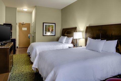 Hilton Garden Inn Pittsburgh/Cranberry - Standard 2 Queens