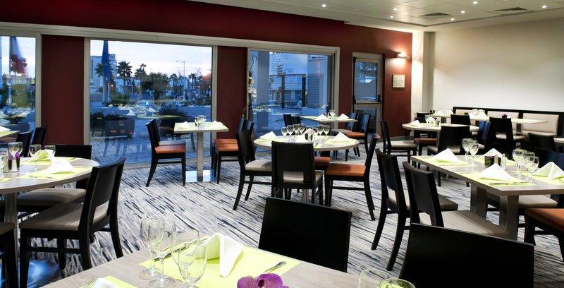 Holiday Inn Garden Court Toulon City Centre Gastronomie