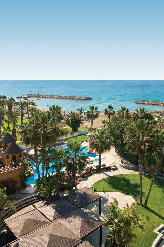 Hotel Lordos Beach Dış görünüş