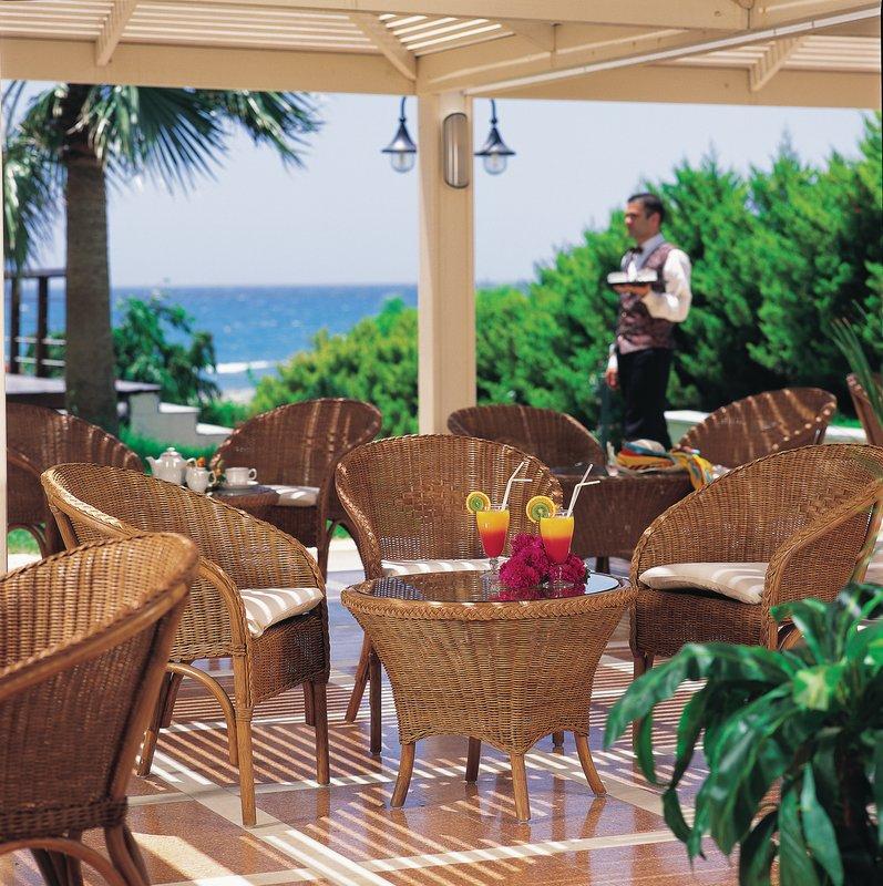 Hotel Lordos Beach Dinlenme merkezi