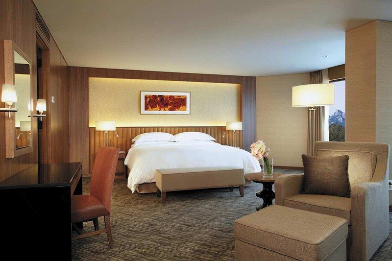 Grand Hilton Seoul Suite