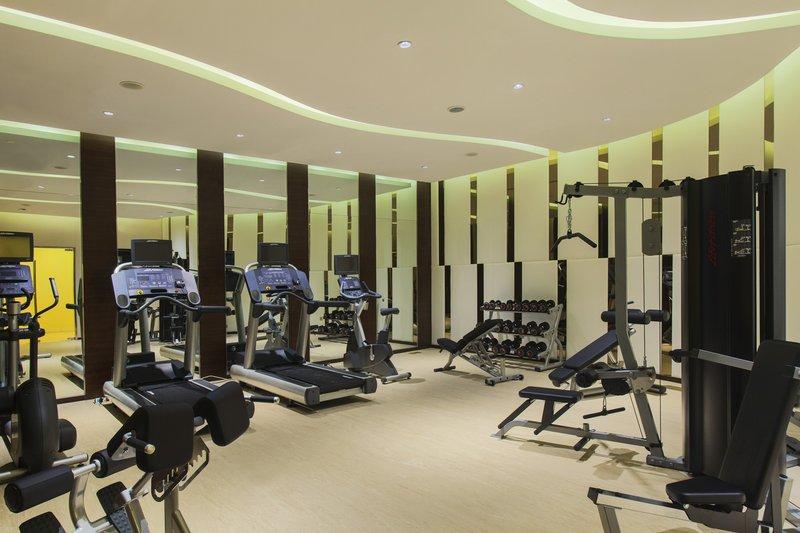 Holiday Inn Taicang City Centre Fitneszklub