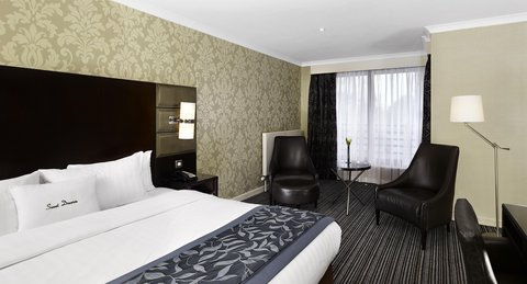 Doubletree by Hilton Hotel Cambridge City Centre - Standard King