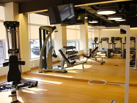 Northern Hotel Summit Hotels and Resorts - Fitness Rooom