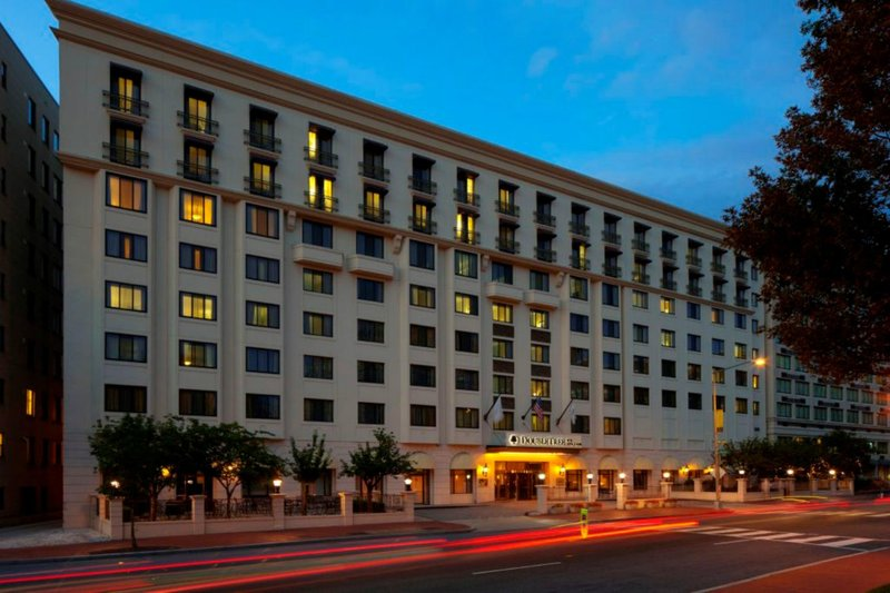 Doubletree Hotel Washington DC Außenansicht