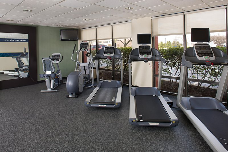 Hampton Inn Philadelphia/Willow Grove Fitness Club