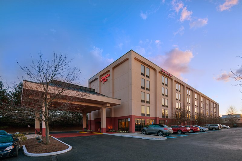 Hampton Inn Philadelphia/Willow Grove Vista esterna