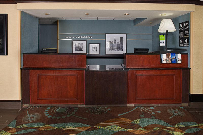 Hampton Inn Philadelphia/Willow Grove Hall