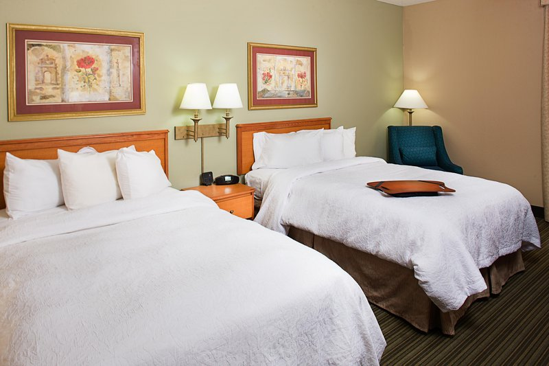 Hampton Inn Philadelphia/Willow Grove Vista della camera