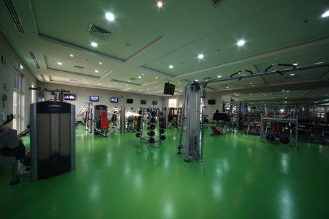 فندق هوليدي ان ازدهار - Fitness Center category