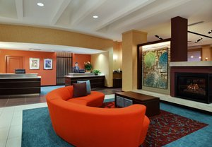 Lobby - Residence Inn by Marriott Downtown Little Rock