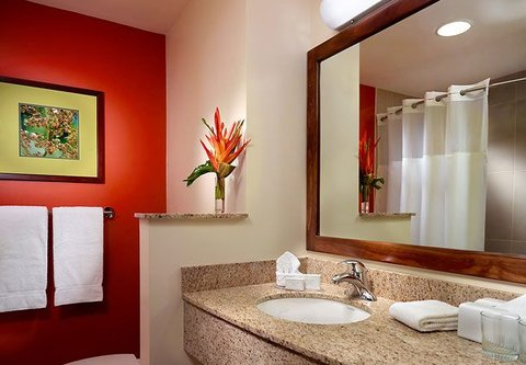 Courtyard by Marriott San Jose Airport Alajuela - Guest Bathroom