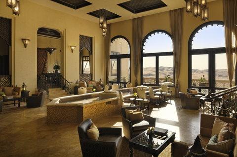 أنتارا قصر السراب منتجع الصحراء - View From The Lobby