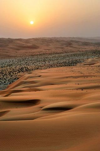 أنتارا قصر السراب منتجع الصحراء - The Empty Quarter