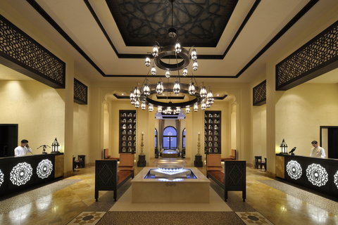 أنتارا قصر السراب منتجع الصحراء - Main Reception