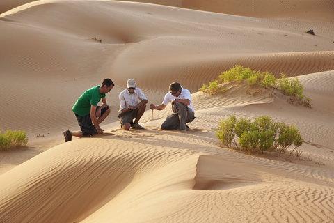 أنتارا قصر السراب منتجع الصحراء - Desert Walk