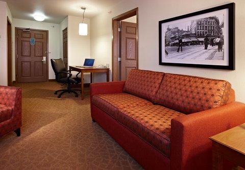 TownePlace Suites Detroit Dearborn - One-Bedroom Suite