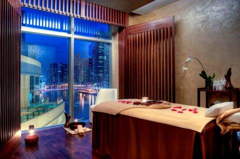 فندق العنوان مرسى دبى - The Spa