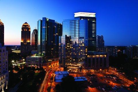 فندق أتلانتا - Midtown Skyline