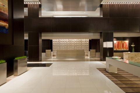 فندق أتلانتا - Lobby Front Desk