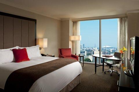 فندق أتلانتا - Deluxe King Guestroom