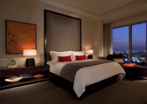 فندق أتلانتا - Presidential Suite Bedroom