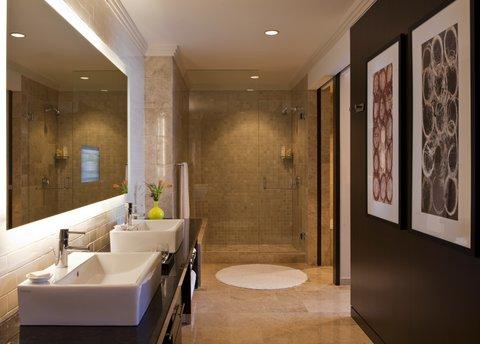 فندق أتلانتا - Presidential Suite Bathroom
