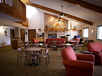AmericInn of Ironwood - Lobby
