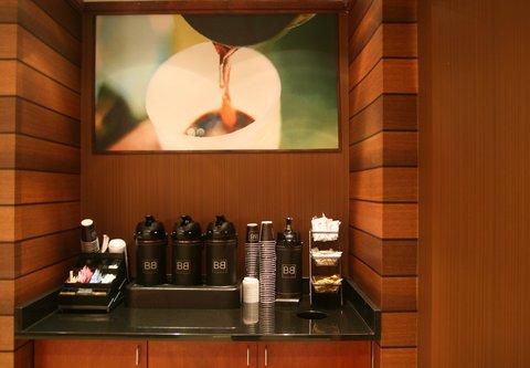 Fairfield Inn & Suites Birmingham Fultondale/I-65 - Coffee   Tea Bar