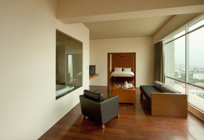Alila Hotel Lobby