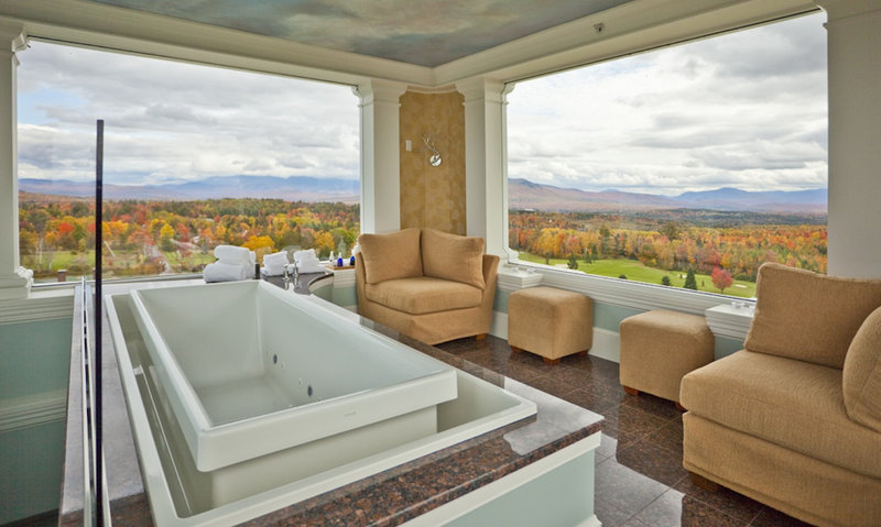 Mountain View Grand Resort - Whitefield, NH