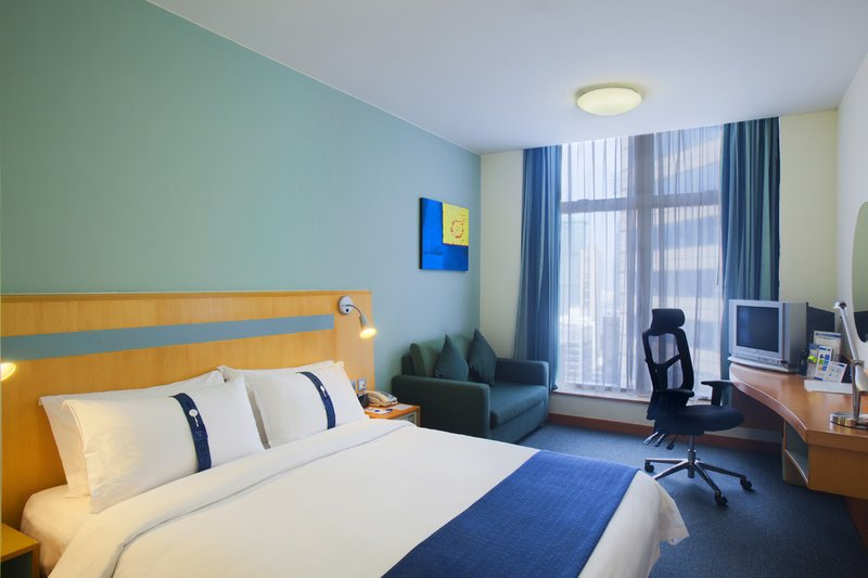 Holiday Inn Express Causeway Bay Chambre