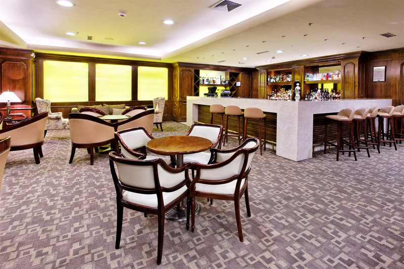Crowne Plaza Hotel Santiago Bar/Lounge