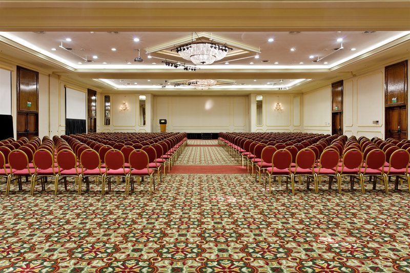 Crowne Plaza Hotel Santiago Salle de conférence