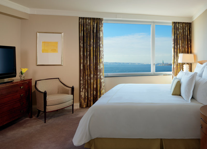 The Ritz-Carlton New York Battery Park Suite