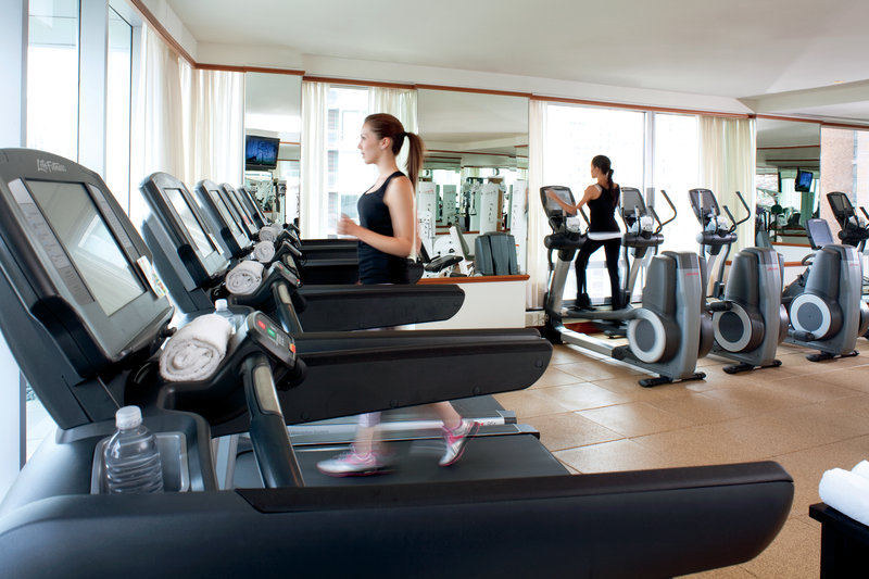 The Ritz-Carlton New York Battery Park Fitness