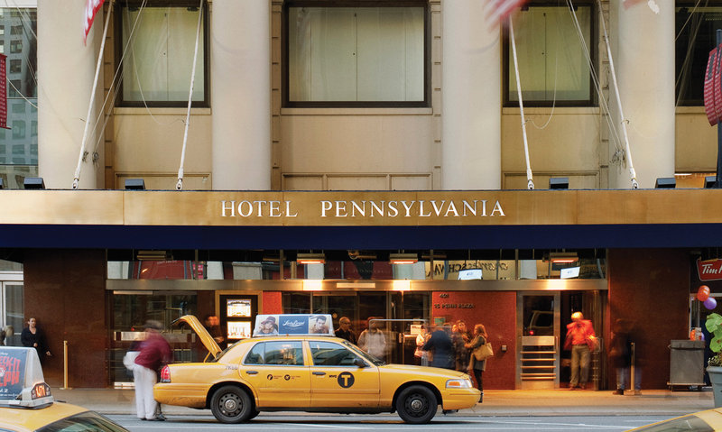 Hotel Pennsylvania - New York, NY