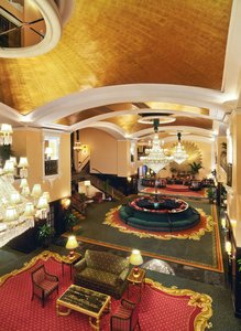 Lobby - Amway Grand Plaza Hotel Grand Rapids