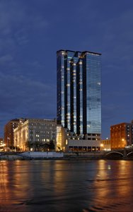 Exterior view - Amway Grand Plaza Hotel Grand Rapids