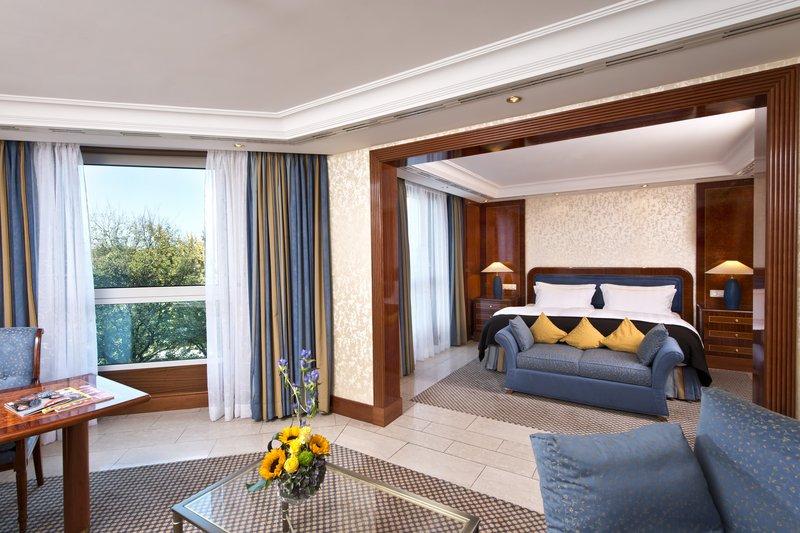 Hotel InterContinental Berlin Suíte presidencial