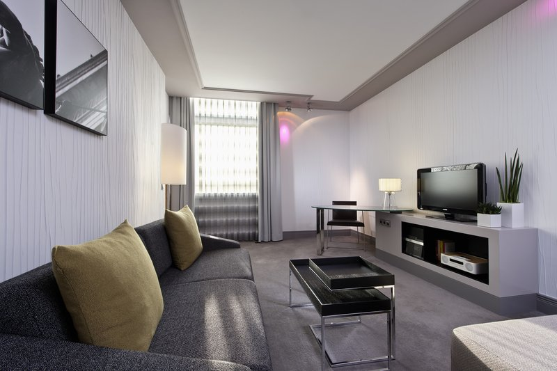 Hotel InterContinental Berlin Suíte Júnior