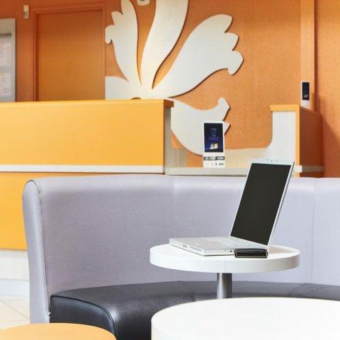 Premiere Classe Roissy CDG - Paris Nord 2 - Lounge