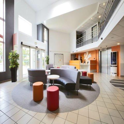 Premiere Classe Roissy CDG - Paris Nord 2 - Lobby