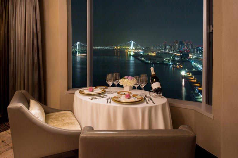 InterContinental Tokyo Bay Vista de la habitación