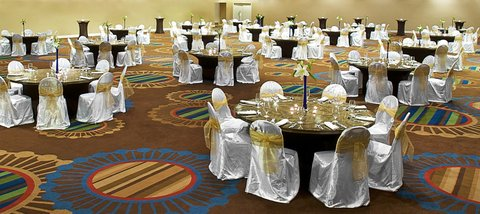 Sheraton Anchorage Hotel & Spa - Ballroom