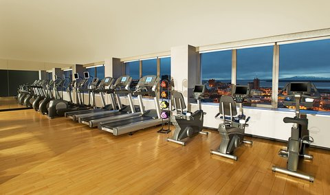 Sheraton Anchorage Hotel & Spa - Fitness Center