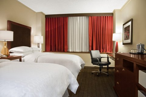 Sheraton Anchorage Hotel & Spa - Standard Double