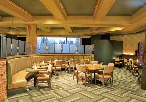 Sheraton Anchorage Hotel & Spa - Jade Dining Room