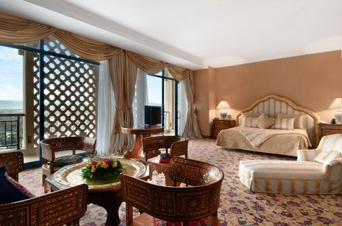 Hilton Alger - King Presidential Suite